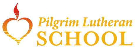 Pilgrim Lutheran School logo
