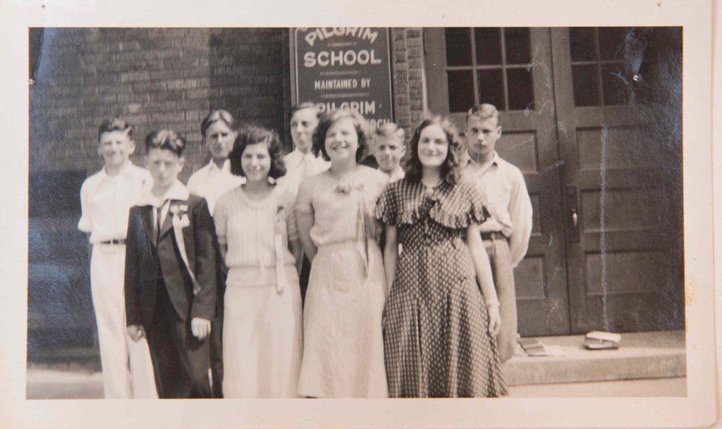 Pilgrim class of 1932